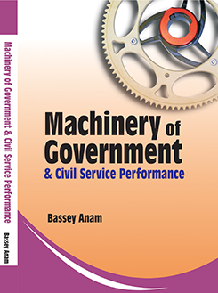 Machinery of Government and Civil Service Performance