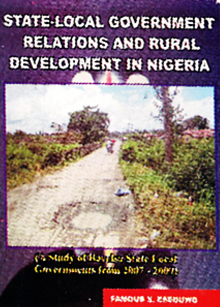 State-Local Government Relations and Rural Development in Nigeria